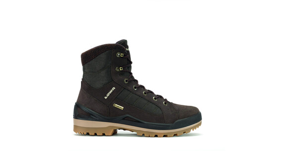 Lowa Isarco II GTX Mid - Chaussures d'hiver Homme - GTX Mid marron